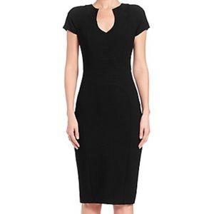Black Halo Sheath Dress NWT Size 10